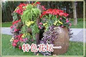 特色花坛实例1