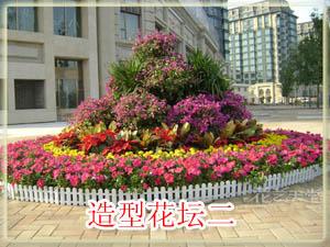 造型花坛实例1